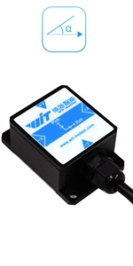 Industrial-grade SINDT-RS485 Inclinometer