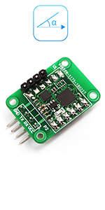 WitMotion WT61 6 Axis AHRS Sensor Digital Tilt Angle Inclinometer   Accelerometer   Gyroscope MPU6050 Module on PC/Android/MCU