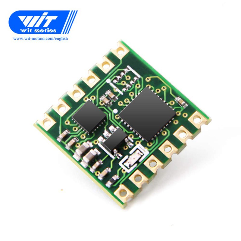 WitMotion WT61P TTL & I2C Output 6 Axis AHRS Sensor Accelerometer + Gyroscope + Angle MPU9250 on PC/Android/MCU