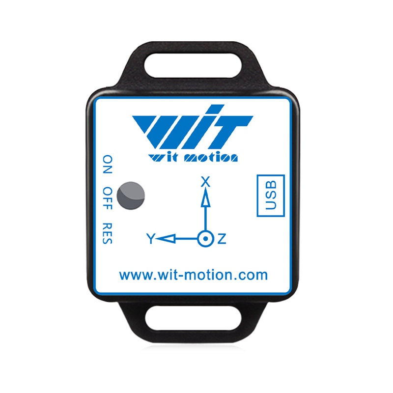 WitMotion WT901WIFI Wireless Multi-Connected 9 Axis Acceleration + Gyro + Magnetometer + Angle Inclinometer on PC/App/Server
