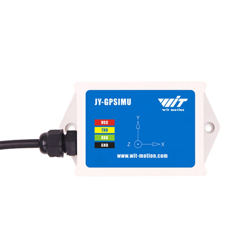 WitMotion WTGAHRS2 10 Axis GPS Navigation Position Speed Tracker Sensor Accelerometer + Gyro + Angle + Magnetometer + Barometer
