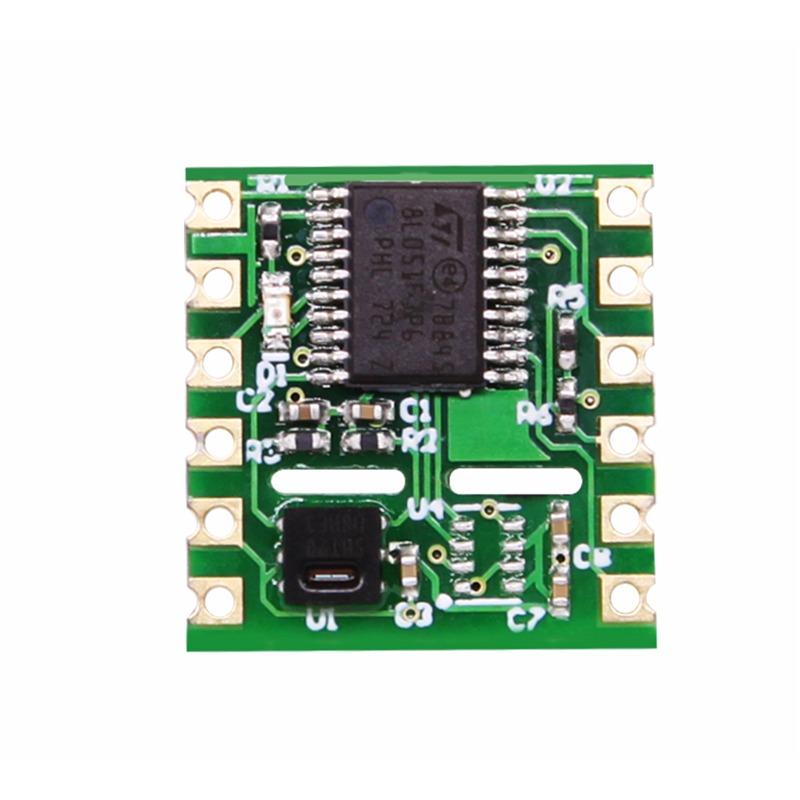WitMotion High Precision Digital Temperature Humidity Sensor Low Consumption STM8L051F3 Chip Module WT-SHT20
