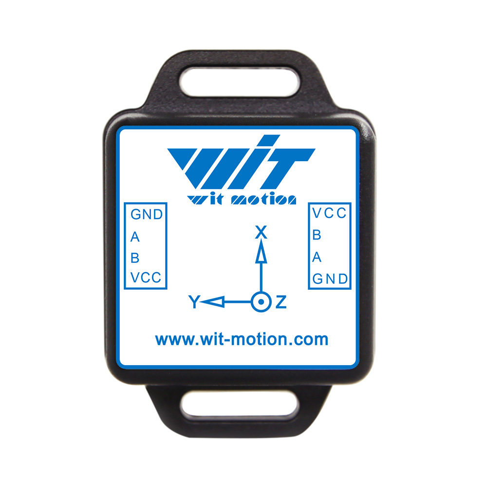 WitMotion WT901C485 Multi-Connected 9 Axis RS485 Modbus Sensor Angle + Acceleration + Gyro + Magnetometer Inclinometer on PC